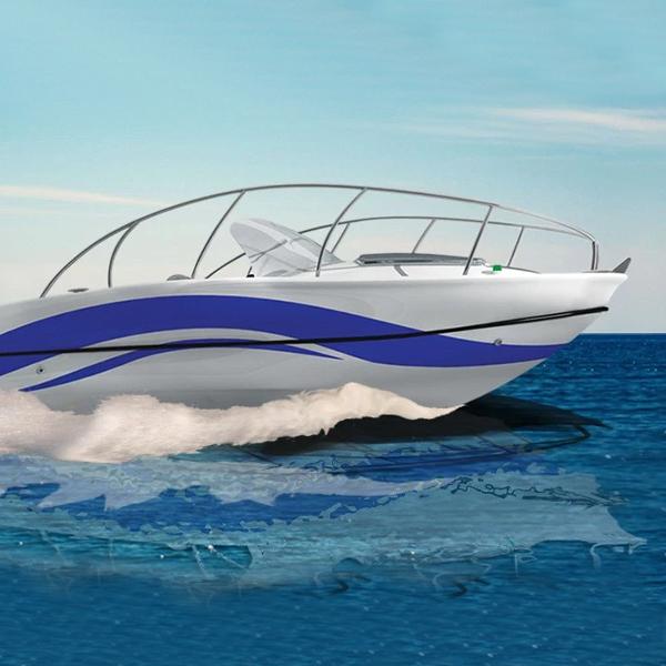 7,5 m yacht